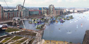 Newham Mayor Attacks Floating Village Plan