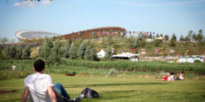 Free Summer Fun In London: Queen Elizabeth Olympic Park