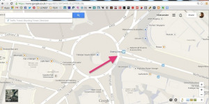 French Invasion Of Tube Stations On Google Maps