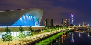 Mayor Announces Plans For 'Olympicopolis'