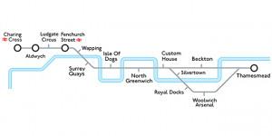 Unbuilt London: The River Line
