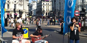 Who Will Be Crowned Busker Of The Year 2014?