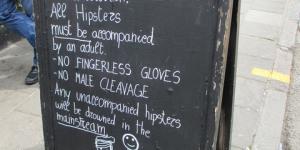 Wanted: London's Best Pub Chalkboards