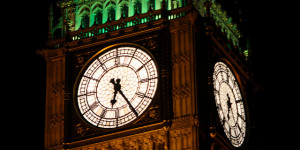 Big Ben To Get A Face Wash