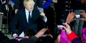 Boris Johnson To Stand In Uxbridge And South Ruislip