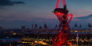 Party With A View At The Orbit