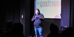 Get Your Geek On As Comedy Night Returns