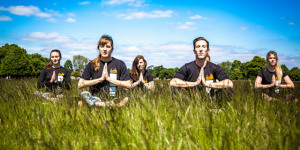 London's Best Outdoor Yoga Classes