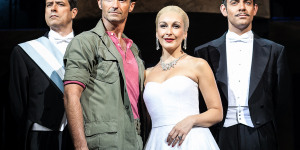 Don't Cry To Me Marti Pellow: A Mixed Performance Of Evita