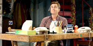 Kevin Bishop Is Full-On Funny In Fully Committed