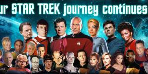 Destination Star Trek: Everyone Who's Ever Been In Trek Is Coming To ExCel