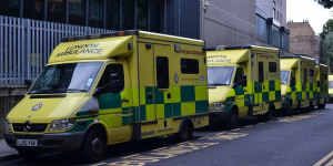 Army To Drive Ambulances During Strike