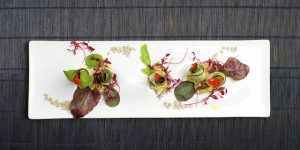 Vegetarian London: RAW At La Suite West -- Health Food With Taste
