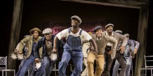 Cutting Edge Musical Theatre In The Scottsboro Boys