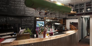 Vegetarian London: The Shed
