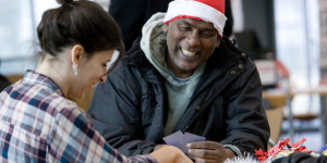 Christmas 2014: Volunteering In London