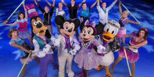 Ticket Alert: Disney Characters Take To The Ice