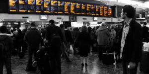 London Short Fiction: The Station Clock