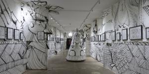 Street Artist RUN Presents His First Gallery Show