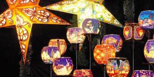German Christmas Market Brings Festive Cheer To Tate Modern