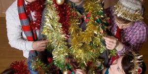 A Christmas Carol That Puts The Hum In Bah Humbug!