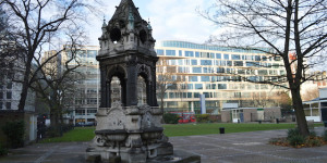 How Finsbury Square Gave The World A Christmas Tradition