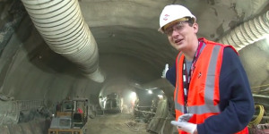 Video: New Victoria Station -- An Exclusive Look Behind The Hoardings