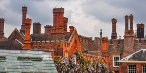 Festive Photos: London's Chimneys