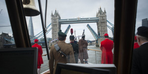 In Pictures: 50th Anniversary Of Churchill's Funeral