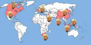 Mapped: Where's Boris?