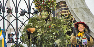 Bonkers Twelfth Night Celebrations This Sunday