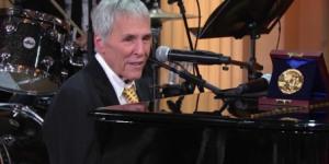 Burt Bacharach To Keep Raindrops Off His Head At Royal Festival Hall