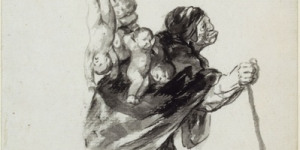 Goya's Nightmares Are Unleashed At The Courtauld Gallery