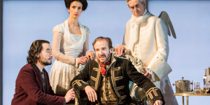 Ralph Fiennes Triumphs In Shaw's Man And Superman
