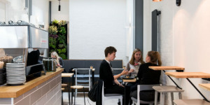 Vegetarian London: Kin Café Review
