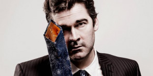 Adam Riches: Quadruple Comedy Threat