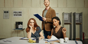 Dench, Gatiss And Tate To Star In Donmar Election Play