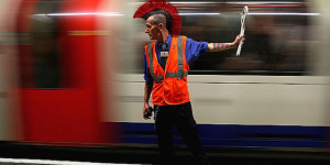Exhibition At Westminster Station Celebrates 24-Hour Tube