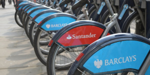 Photo Challenge: Snap All Three Boris Bike Colours Together