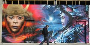 The Rise Of The Camden Street Art Scene