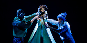 Swanhunter: Imaginative Storytelling And Puppetry For All The Family