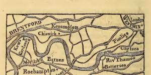 Take A Stroll Through The London Of 1817