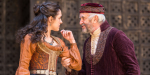 Pryce Is Priceless As Shakespeare's Infamous Moneylender