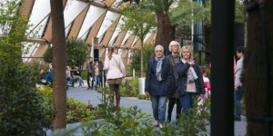 In Pictures: London's Newest Sky Garden