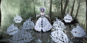 A Fairytale Wonderland Brought To Life By Kirsty Mitchell