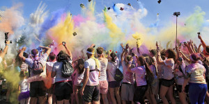 Friday Photos: Color Run