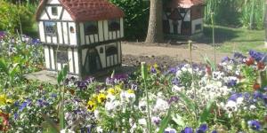 Teeny Houses At Vauxhall Park Model Village