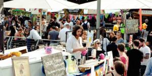 Lock Live Kicks Off Camden Market's Summer Season