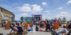 Wimbledon 2015 On The Big Screen: Where To Watch In London