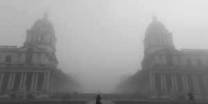 Photographs Of A Foggy London By Albert Zhang